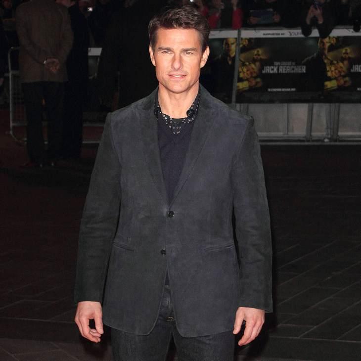 Tom Cruise: Scientology-Bewerbungsverfahren?
