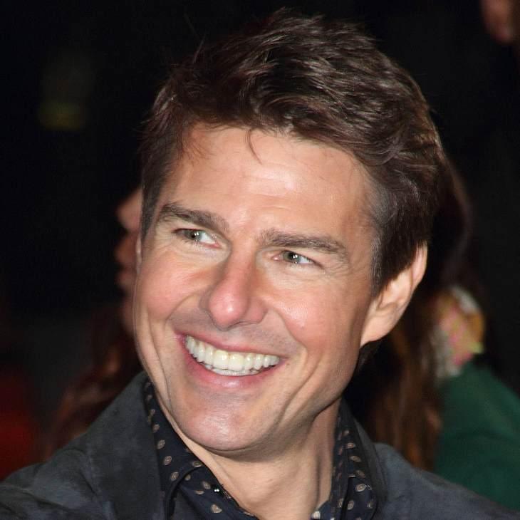 Tom Cruise freut sich auf Weihnachten mit den Kindern