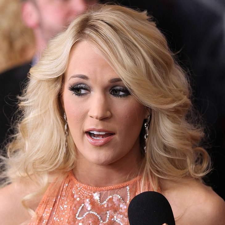 Carrie Underwood: Kein Streit mit Taylor Swift