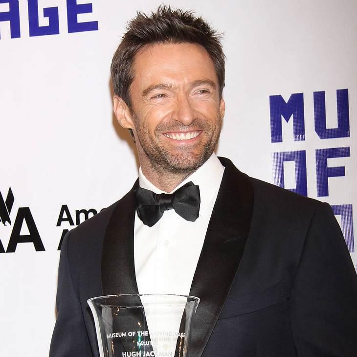 Hugh Jackman: Keine Angst vor Musicals
