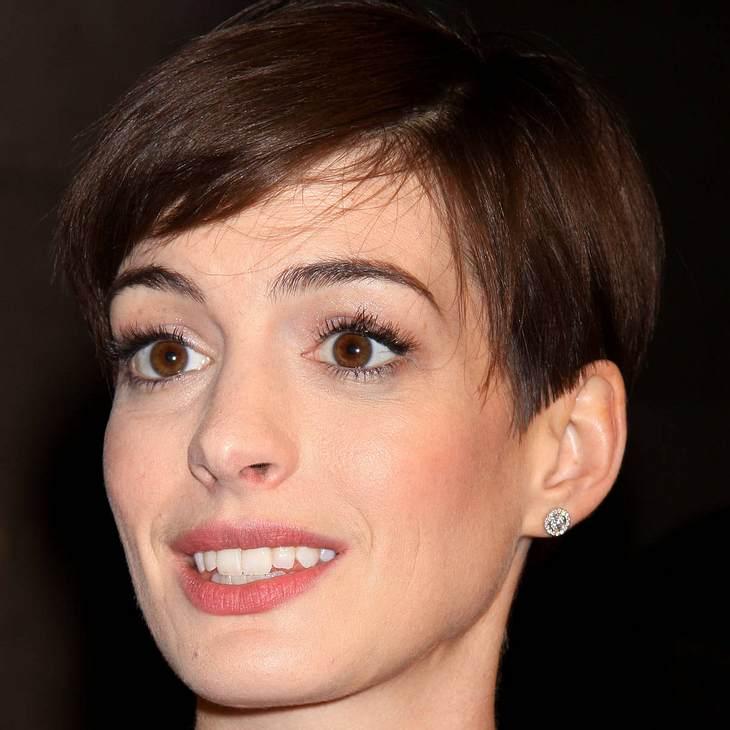 """Anne Hathaway: """"Ich war eine Hexe"""""""