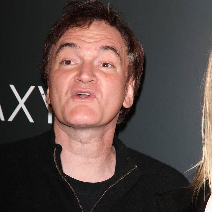 Quentin Tarantino ist total ausgerastet.