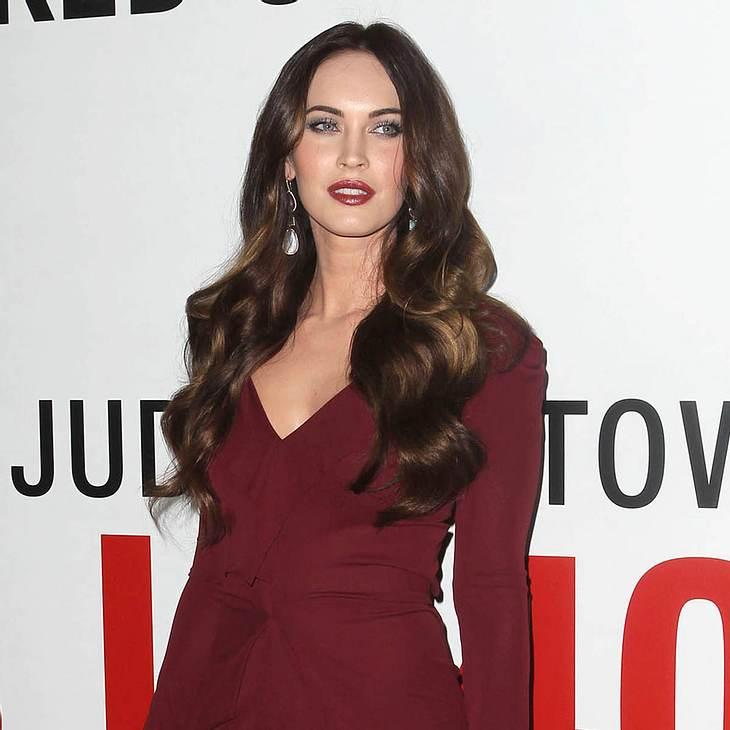 """Megan Fox: """"Morgenübelkeit war wie ein Horror-Film!"""""""