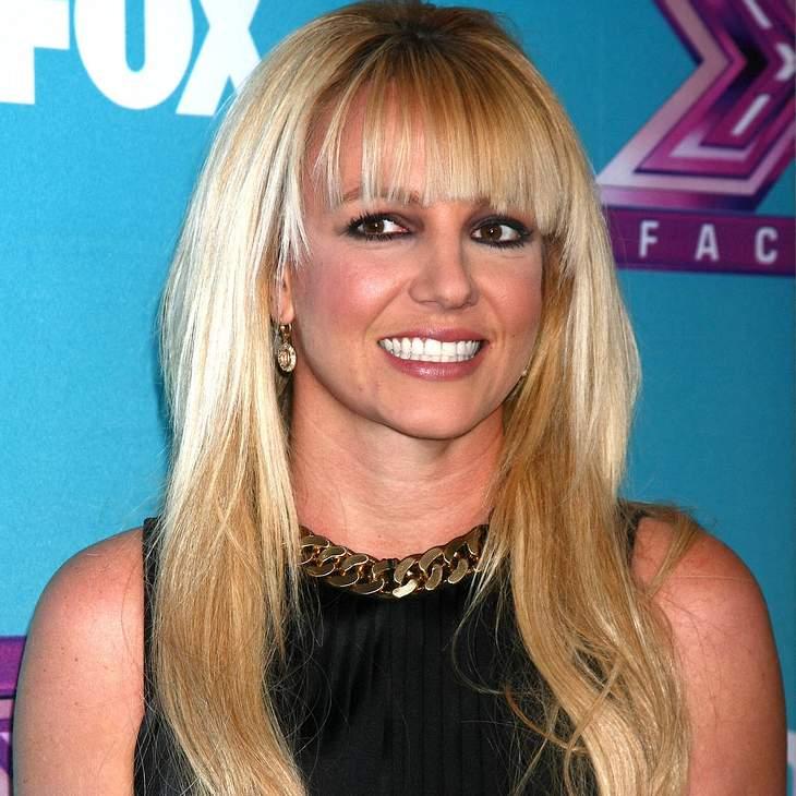 Britney Spears: Geheimnisvolles Date
