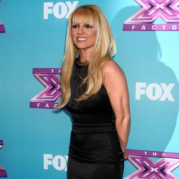 """Britney Spears nicht mehr bei """"X Factor"""" dabei?"""