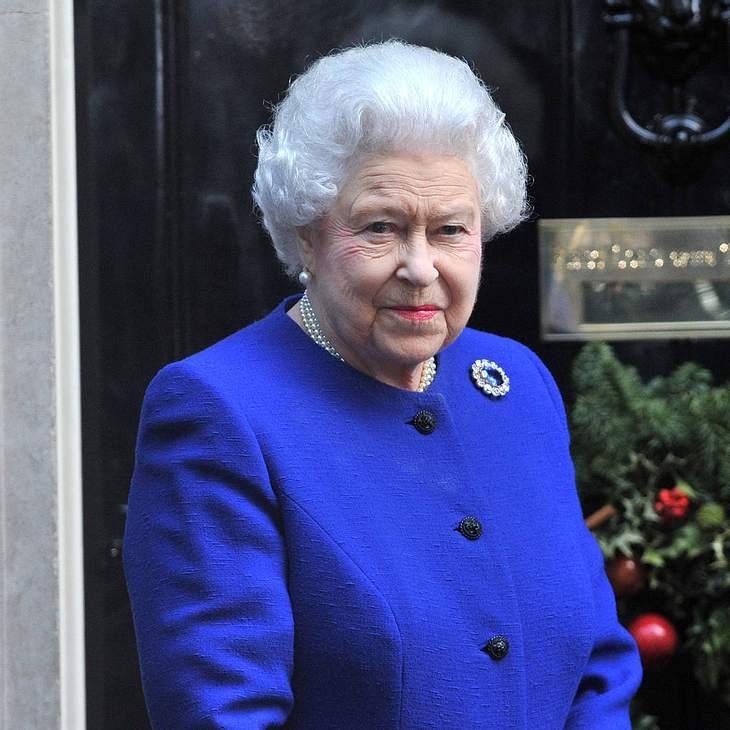 Queen Elizabeth II. im Krankenhaus