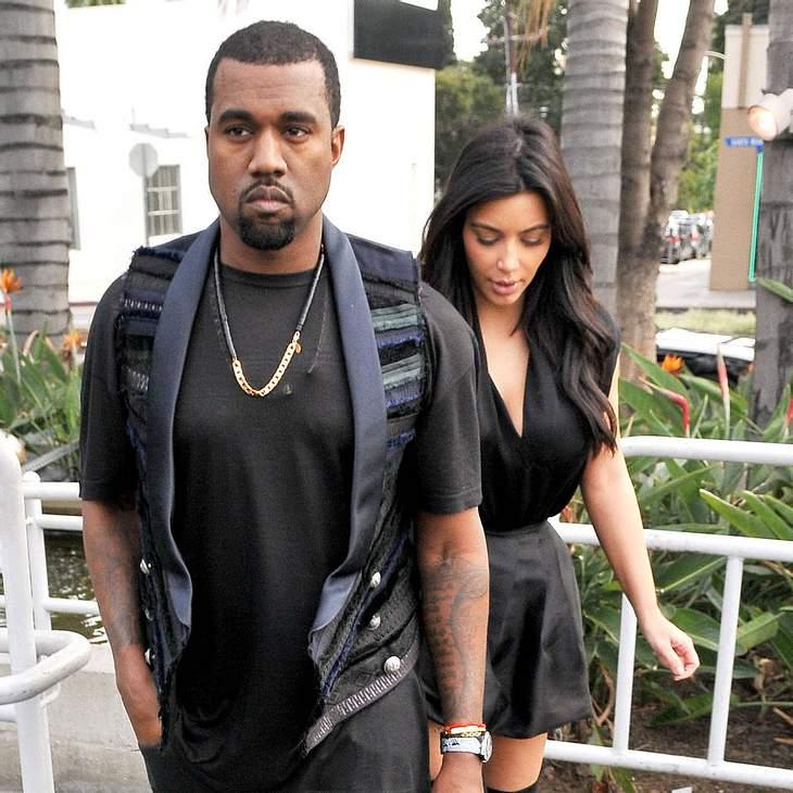 Kanye West sorgt für Flugchaos