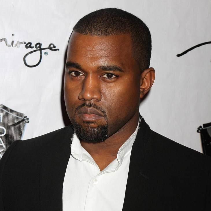 Kanye West verbietet seiner Freundin Kim Fan-Fotos