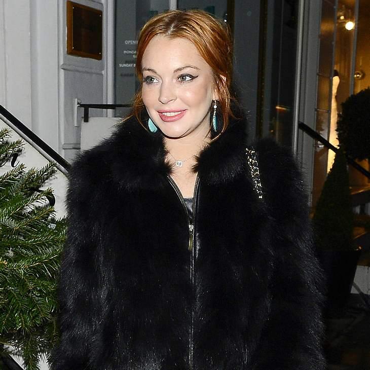 Lindsay Lohan: Zurück zu Josh Chunn?
