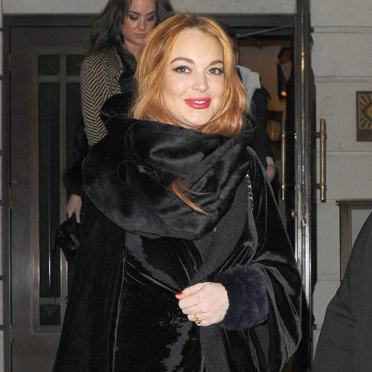 Lindsay Lohan sauer über Bieber-Angriff