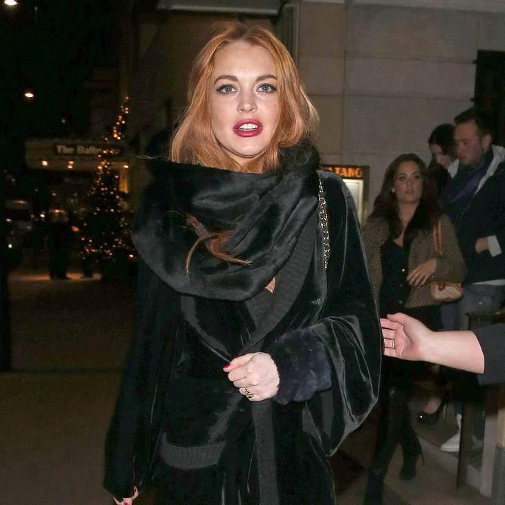 Lindsay Lohan über Jennifer Lawrence erbost