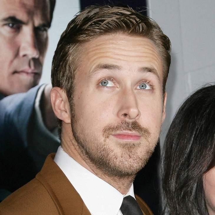 Ryan Gosling castet seine Freundin Eva Mendes