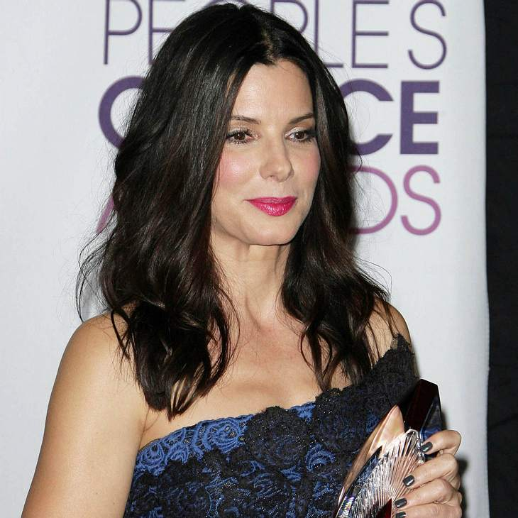 Sandra Bullock bei People's Choice Awards geehrt