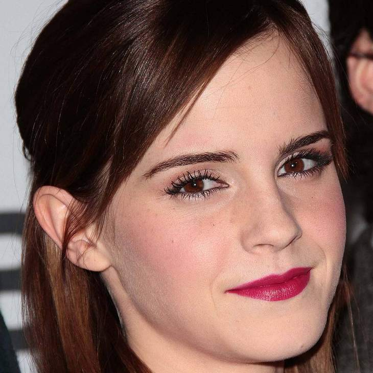"Emma Watson: ""50 Shades of Grey""-Rolle?"
