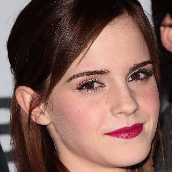 "Emma Watson: ""50 Shades of Grey""-Rolle?"