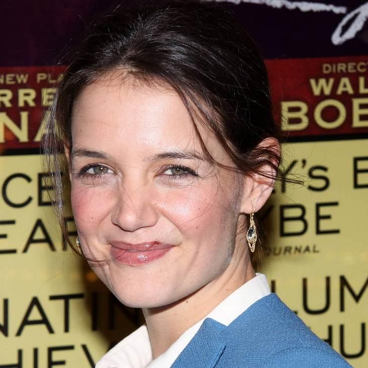 Katie Holmes: will sie Anwältin werden?
