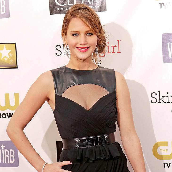 Critics Choice Awards würdigen Jennifer Lawrence