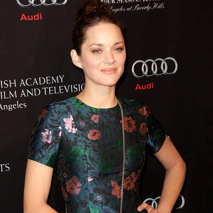 Marion Cotillard erhält Harvard Hasty Pudding-Awards