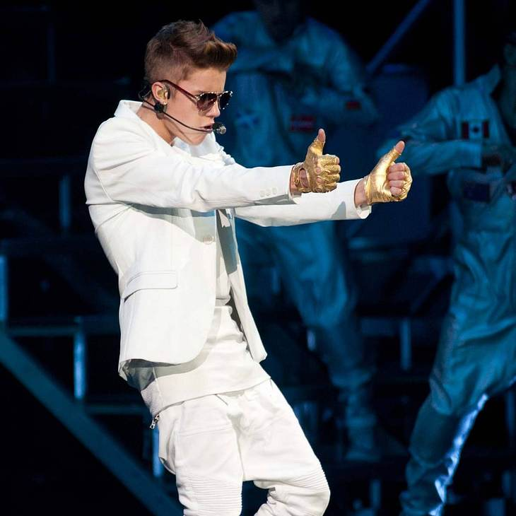 Justin Bieber: Twitter-Rekord