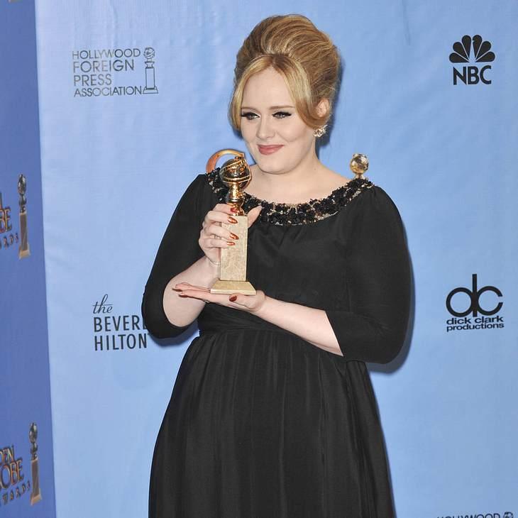 Adele hält Babynamen weiterhin geheim