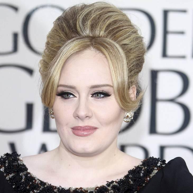 Adeles Vater darf Enkel nicht sehen