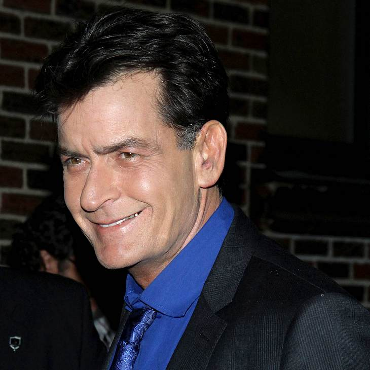 """Charlie Sheen: Lance Armstrong ist """"ein Idiot"""""""