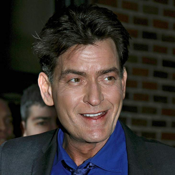 Charlie Sheen: Auftritt in Gaga-Video?