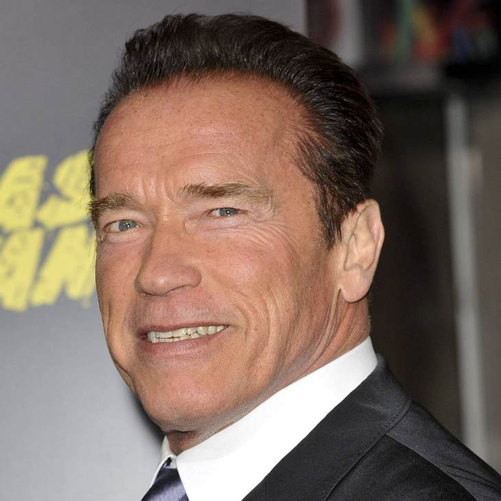 "Arnold Schwarzenegger feiert ""The Last Stand""-Premiere"