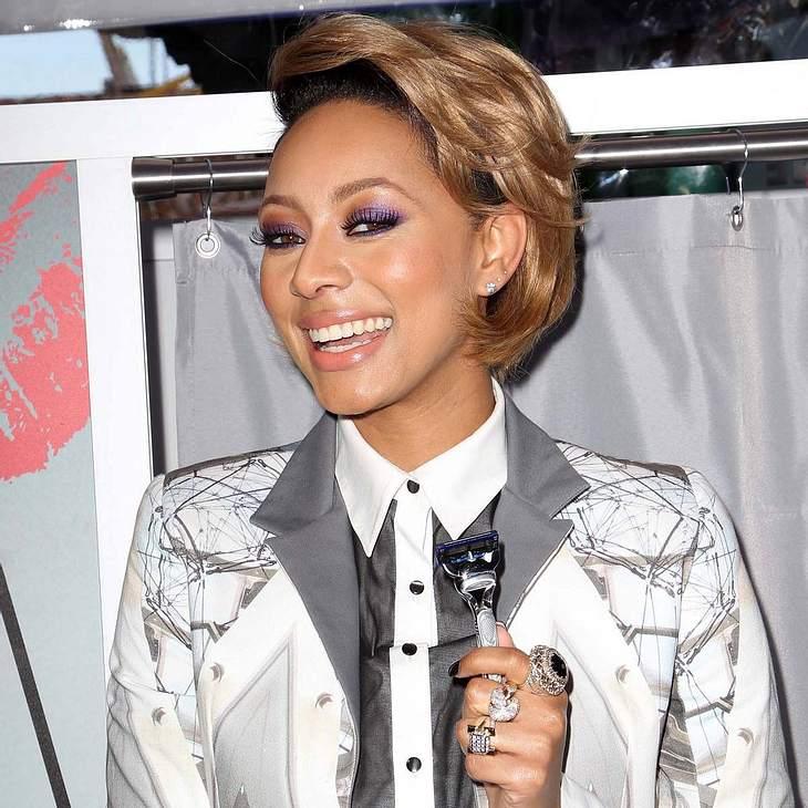 Keri Hilson: Ausraster wegen Beyoncé