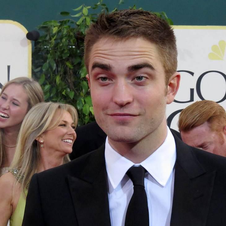 """Robert Pattinson: Wird er der neue """"James Bond""""?"""