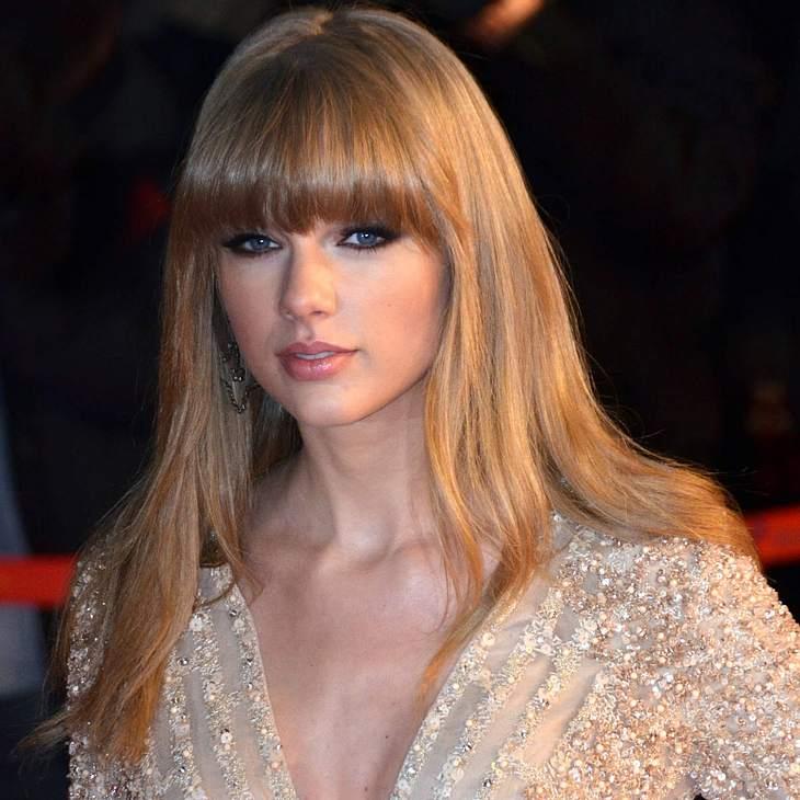 Taylor Swift wirbt für Cola Light