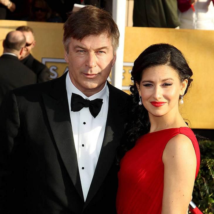 Alec Baldwins Ehefrau bestätigt Schwangerschaft