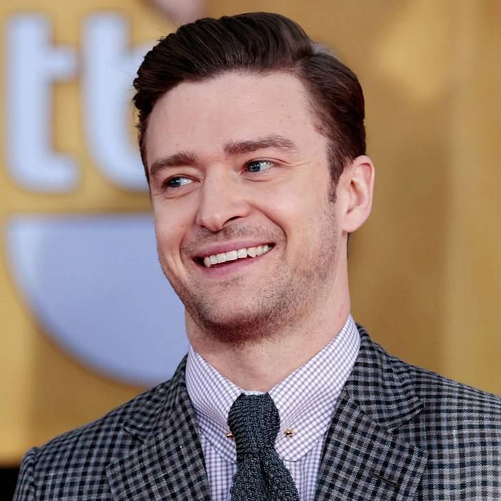 Justin Timberlake wird für Biermarke kreativ