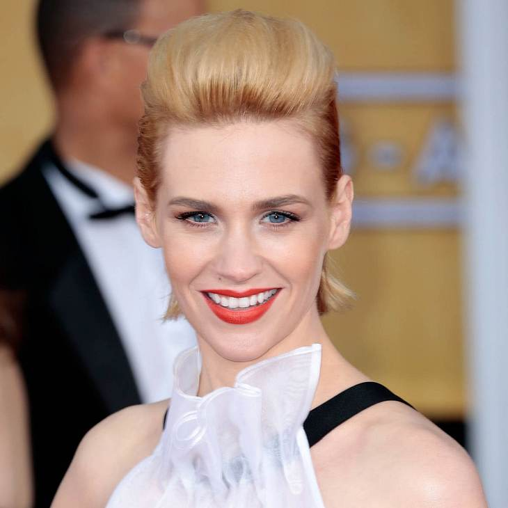 January Jones: Trennung von Noah Miller