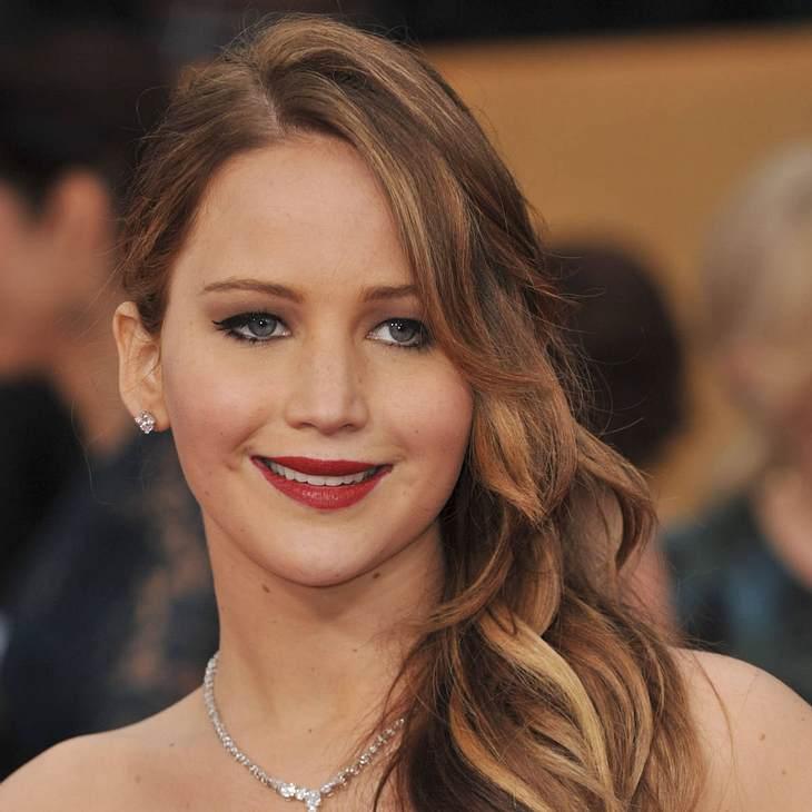 Jennifer Lawrence: Garderoben-Unfall
