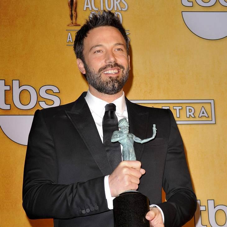 SAG-Awards: Ben Affleck gewinnt erneut