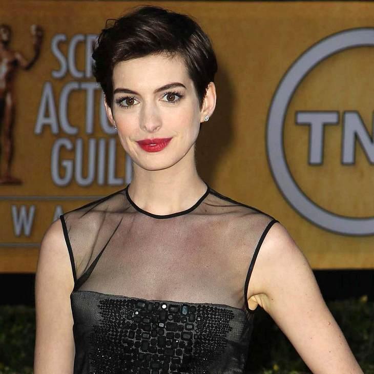 Anne Hathaway: Bis auf weiteres arbeitslos