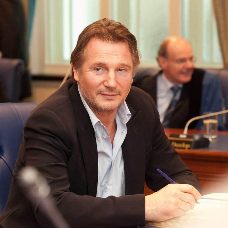Liam Neeson erhält Ehrung in Heimatstadt
