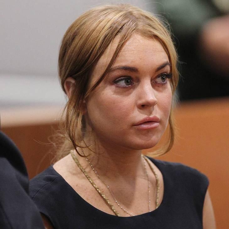 Lindsay Lohan übersteht ersten Gerichtstermin