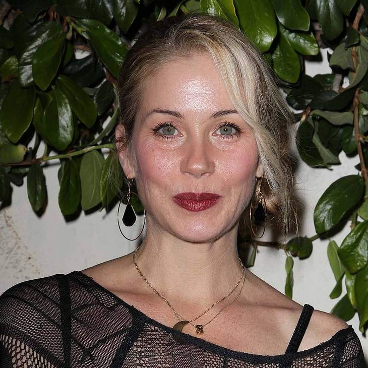 Christina Applegate hat geheiratet!