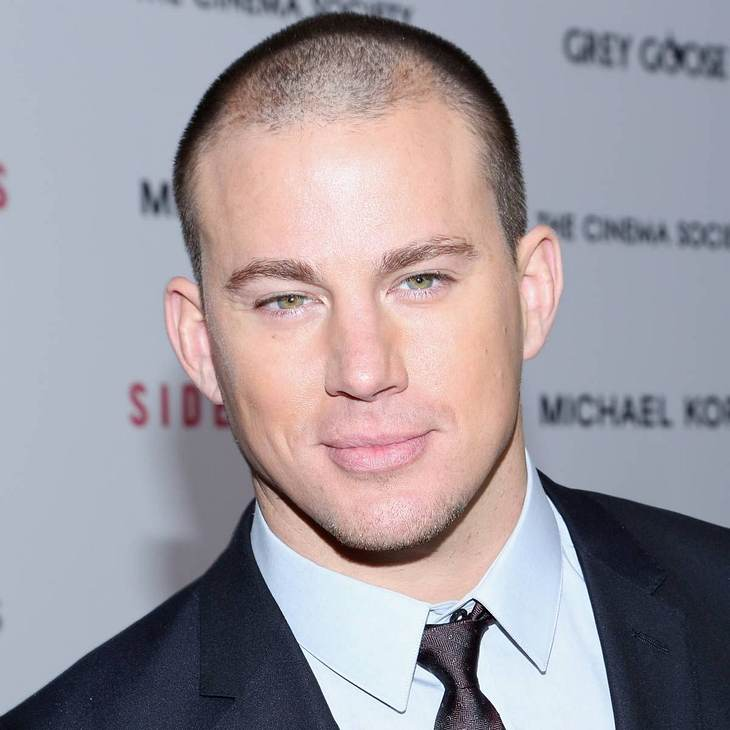 Channing Tatum nimmt Box-Champion in Schwitzkasten