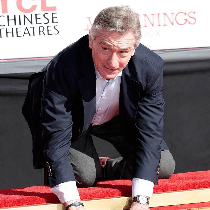 Robert De Niro: Datums-Verwirrung bei Hollywood-Ehrung