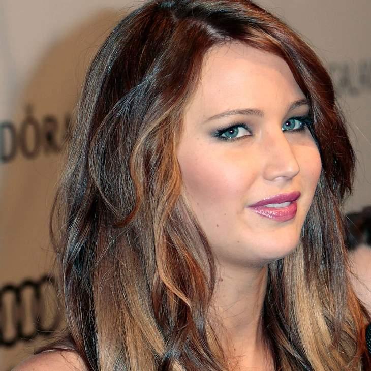 Jennifer Lawrence: Bis 2015 ausgebucht!