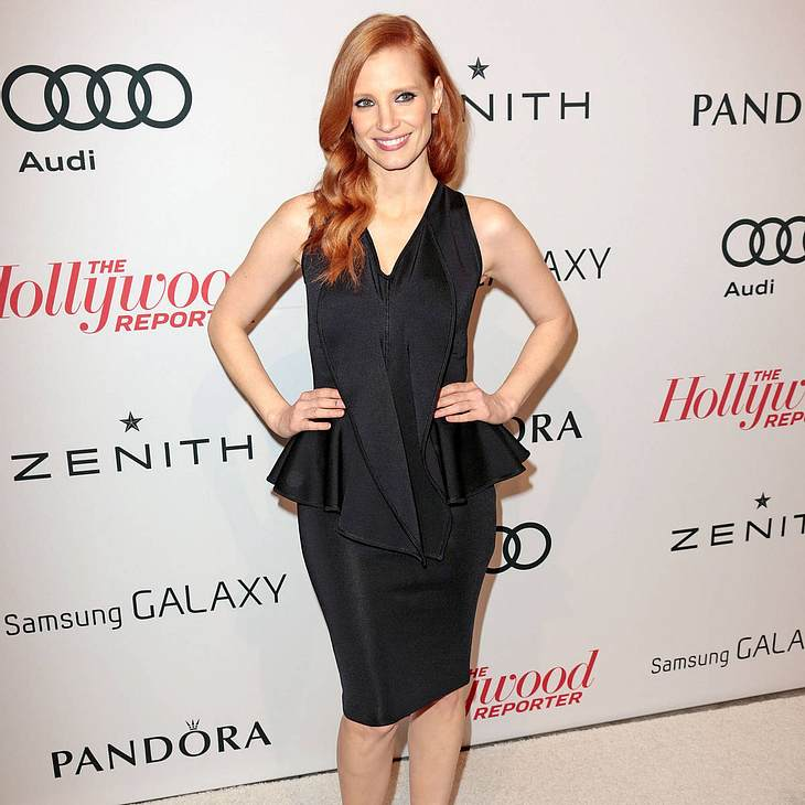 Jessica Chastain möchte ans Londoner Theater