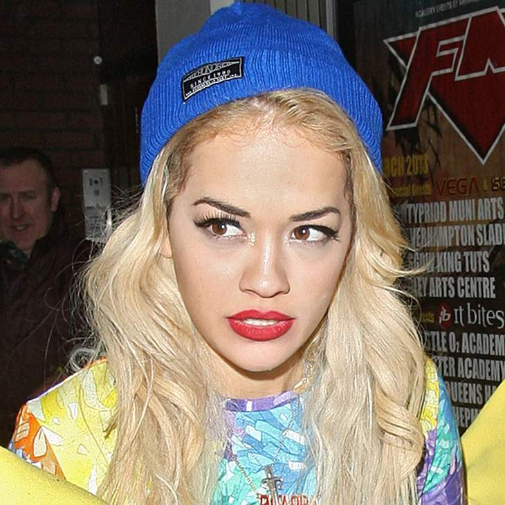 Rita Ora: Lieber Gwen Stefani als Rihanna
