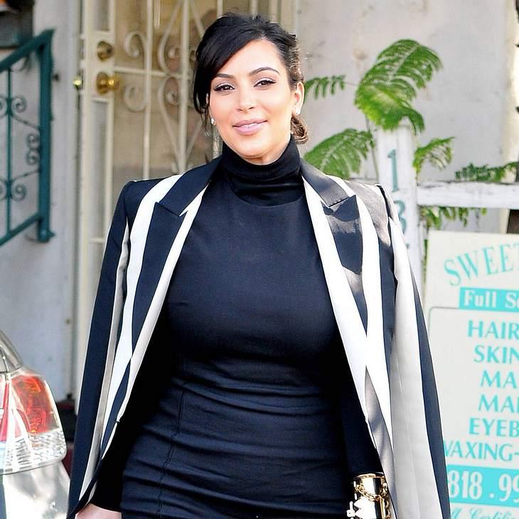 Kim Kardashian: Wird es ein Junge?