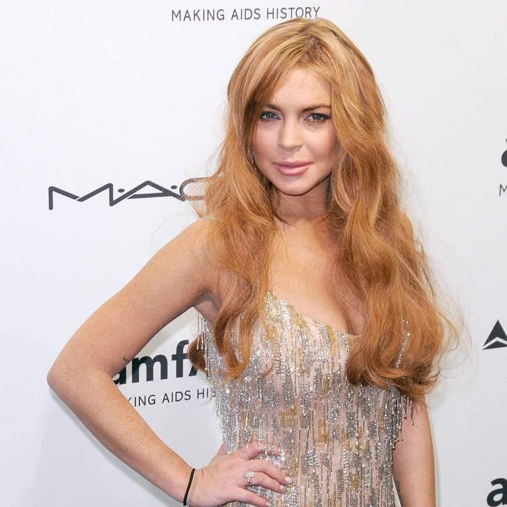 Lindsay Lohan: Halbe Million für Promo-Auftritt?
