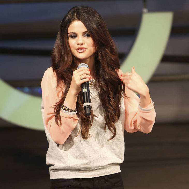 Selena Gomez: Aufruhr bei Fashion-Show