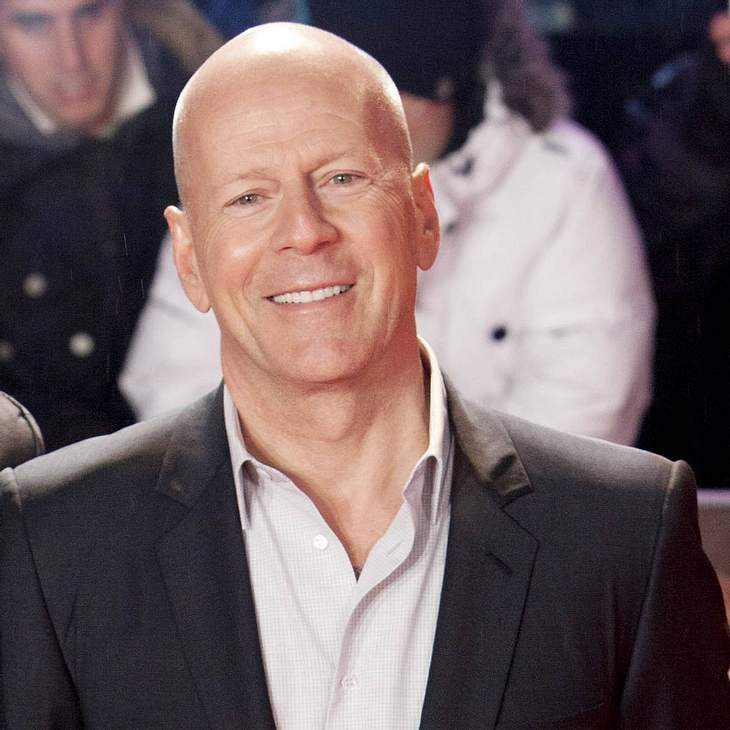 Bruce Willis: Privat ganz zahm