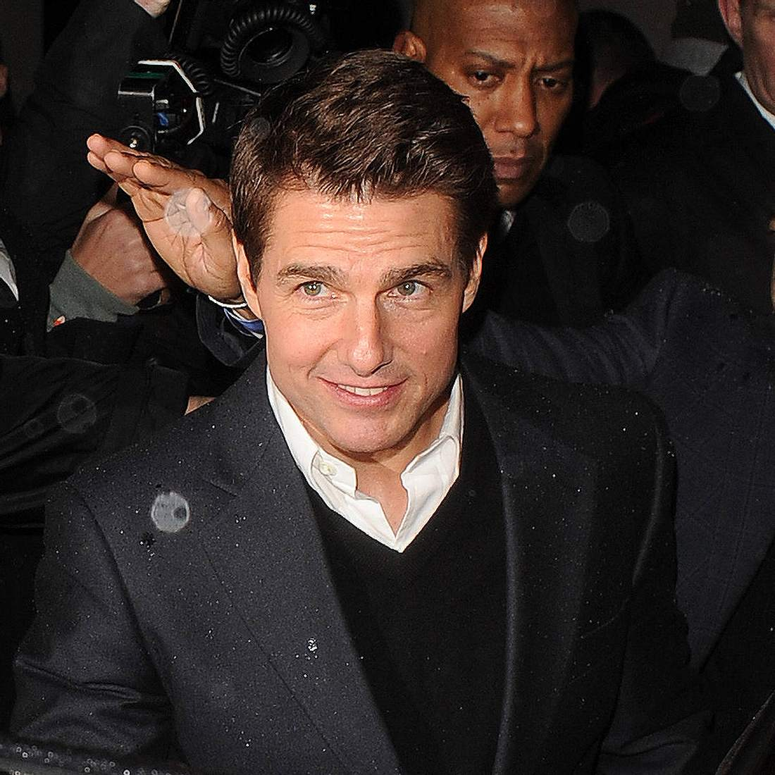 Tom Cruise wollte Priester werden!